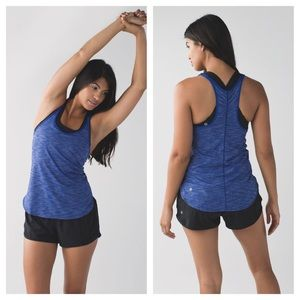 Lululemon What the Sport Singlet II Size 6